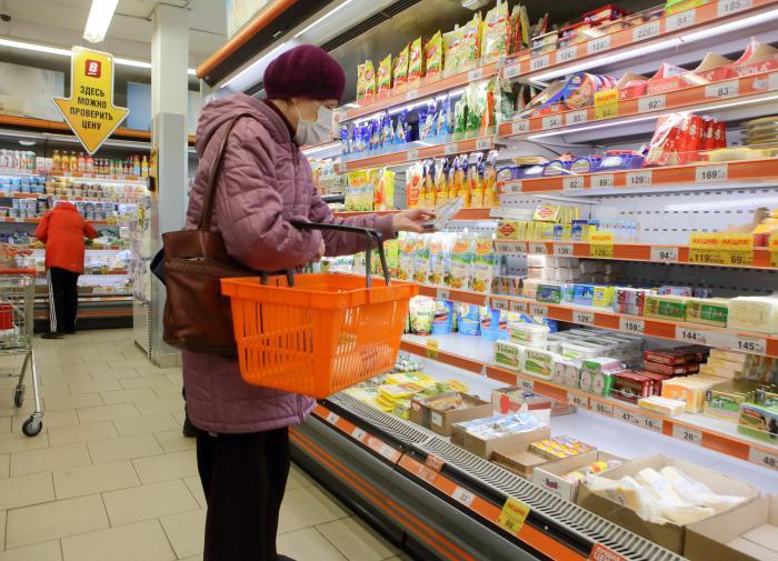 В Минпромторге объяснили, почему выросли цены на продукты