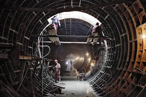 Рублево-Архангельскую ветку метро соединят с железной дорогой