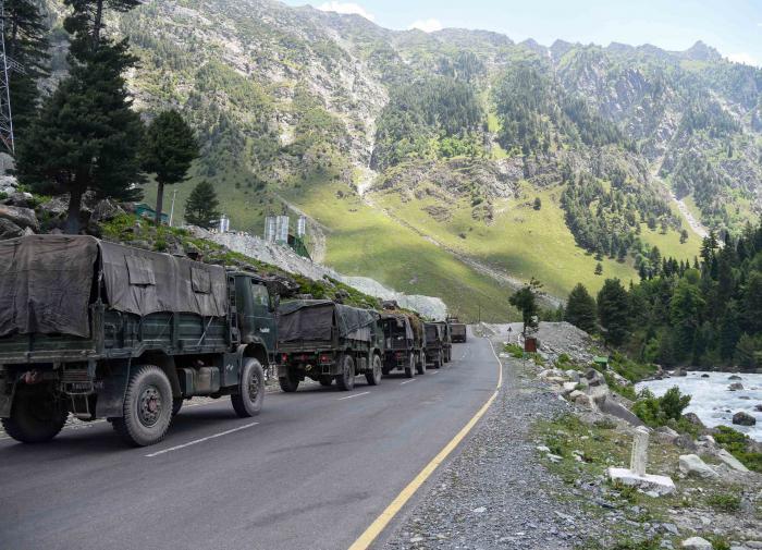 СМИ Индии: Китай устроил провокацию в Восточном Ладакхе