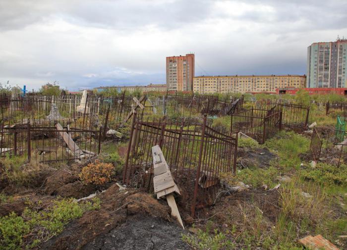Неизвестные вскрыли могилу и забрали тело человека на кладбище в Воронеже