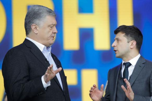 Появились данные первых экзитполов по выборам на Украине