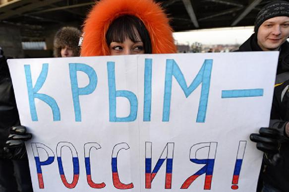 Вашингтону назвали причины, по которым надо признать Крым российским