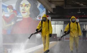 Эпидемиолог: в борьбе с COVID-19 дезинфекция не нужна