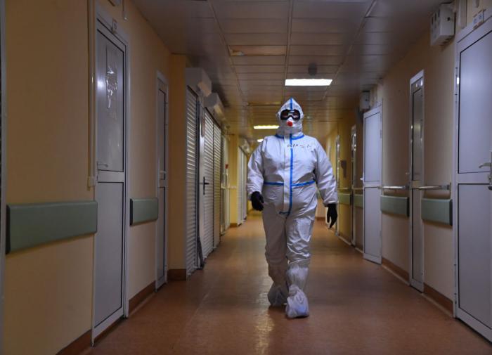 В России снижается заболеваемость коронавирусом