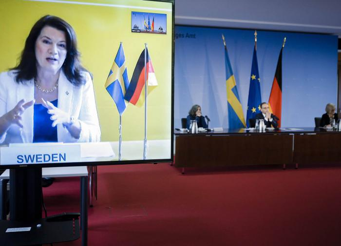 """В МИД Швеции напомнили ЕС о """"российской агрессии"""""""