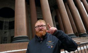 Виталий Милонов призвал запретить детское шампанское