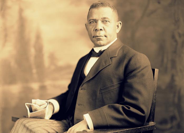 Букер Т. Вашингтон: американский политический деятель, учитель и писатель