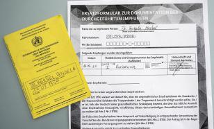 Меркель сделала прививку от коронавируса вакциной AstraZeneca