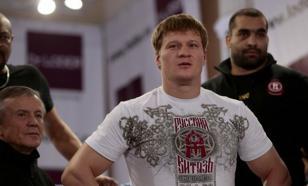 Бой Александра Поветкина отложили из-за мельдония
