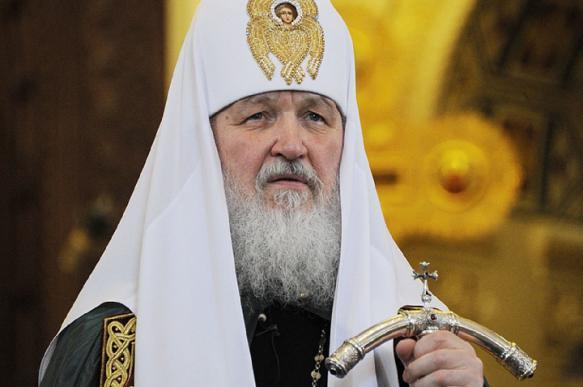 Патриарх Кирилл заявил о неспособности ученых объяснить появление Вселенной