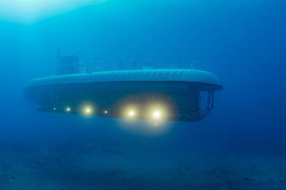 XLUUV - субмарина без экипажа?