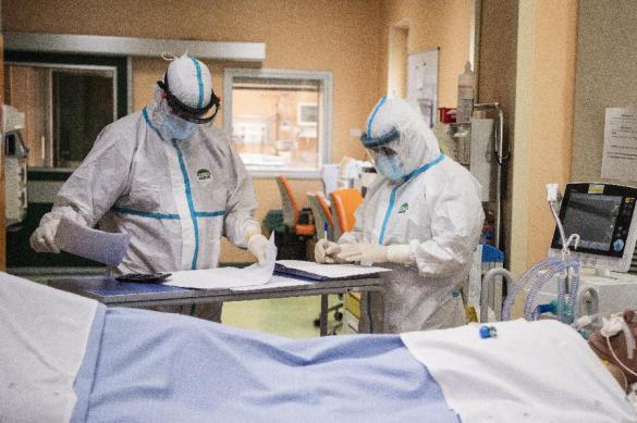 В Москве от коронавируса скончались 11 человек