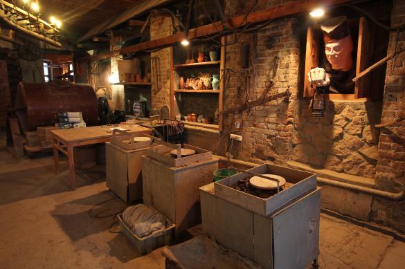 Русские народные промыслы. Музей Таволожской керамики