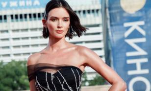 Паулина Андреева впервые вышла в свет после рождения ребёнка
