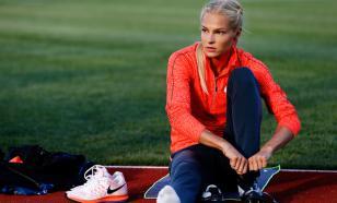 Легкоатлетка Клишина в чужих шиповках стала второй на турнире в Марселе