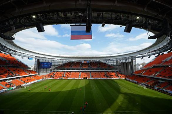 Временные трибуны стадиона в Екатеринбурге могут остаться до 2023 года