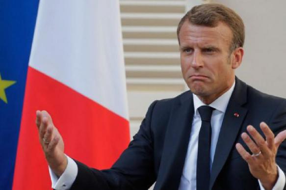 Иран отказался освобождать задержанных французских граждан