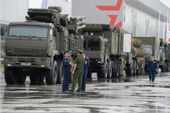 Система ПРО Москвы способна уничтожить цель меньше чем за минуту