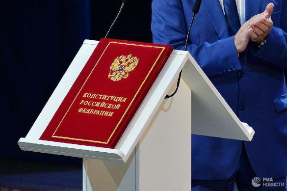 Голосование за поправки в Конституцию - вопрос доверия президенту