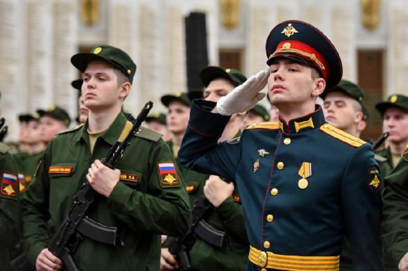 ВЦИОМ: кого поздравлять 23 февраля, если большинство мужчин не служили?