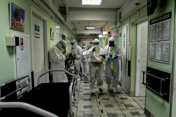 Свыше 2,5 тысячи москвичей заболели коронавирусом за сутки