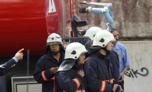 28-этажный бизнес-центр горел в Анкаре. Кадры, снятые очевидцами