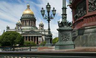 """В Петербурге рассчитывают на """"высокий турсезон"""" в 2021 году"""