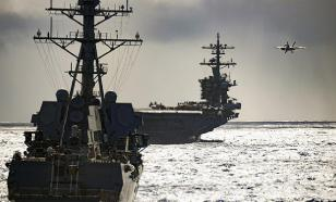 Кто приказал флоту США нарушить границы России