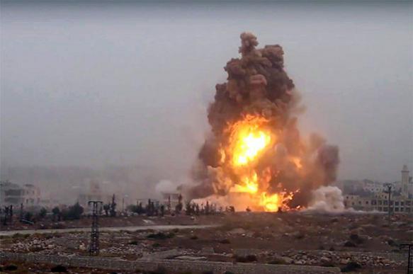 Керри торопится договориться с Москвой о прекращении осады Алеппо