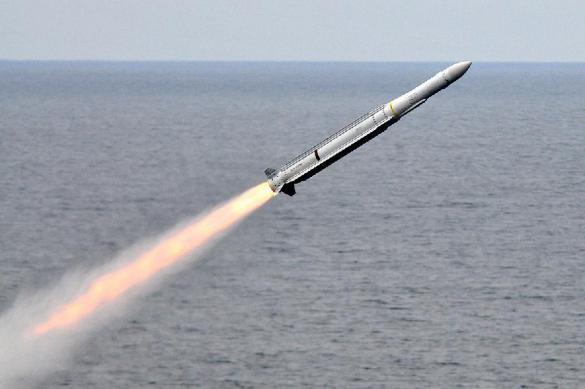 Sea Venom - крылатая ракета будущего?