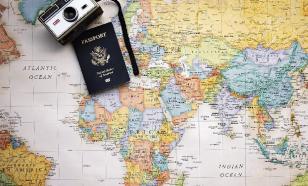 В марте расходы на рекламу путешествий упали на 90%