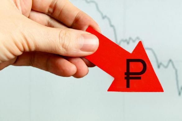 Рубль замедлил свой рост во время обращения Владимира Путина