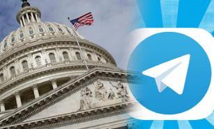 """Возмущённые цензурой в Twitter американцы массово пошли в """"Телеграм"""""""
