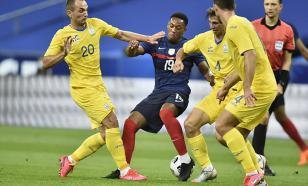 CAS присудил поражение сборной Украине в матче против Швейцарии
