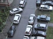 Московский паркинг в хвосте мира
