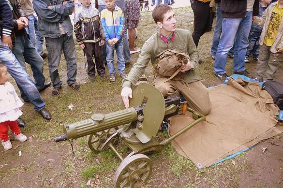 В ВСУ обнаружилось оружие Российской империи