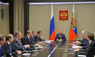 Опрос: Россияне одобряют действия президента Путина и правительства