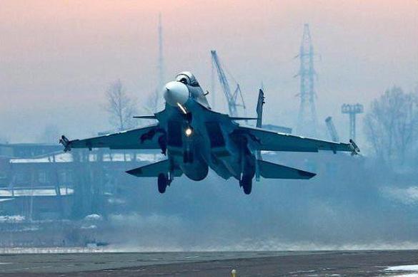 Уникальные возможности истребителя Су-30СМ показали в Минобороны России