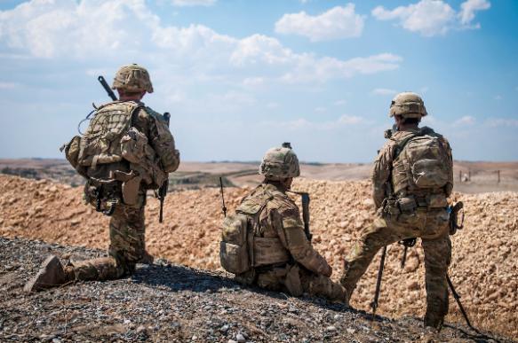 Турецкие солдаты обстреляли американских военных в Сирии