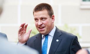 Эстонский премьер поздравил жителей страны с Пасхой на русском языке