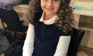 Дочка Кристины Орбакайте пошла в третий класс американской школы