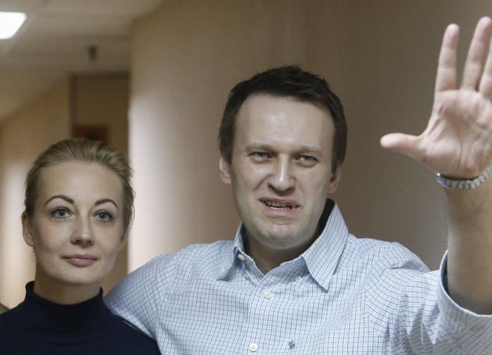 В Кремле оценили последние заявления Навального