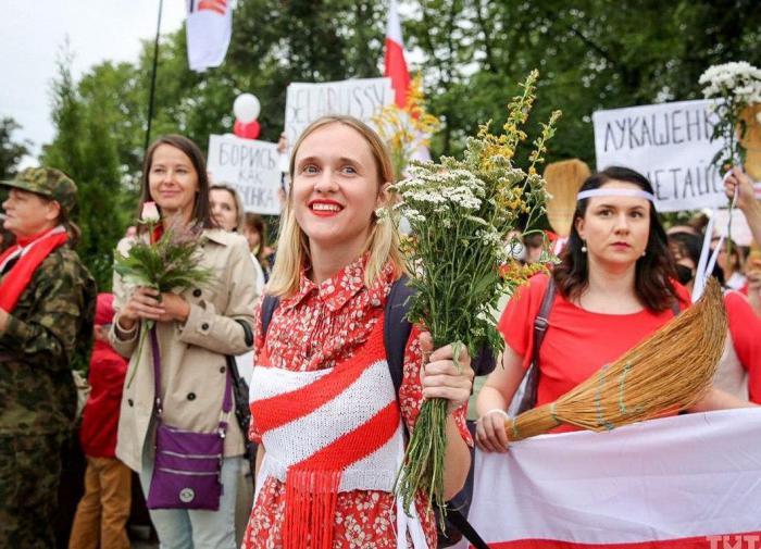 Белорусские протесты: гремучая смесь разных сортов национализма