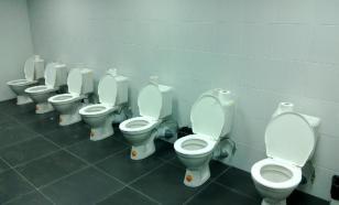 Про это в заграничном туалете