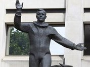 Монумент Юрию Гагарину украсил британскую столицу