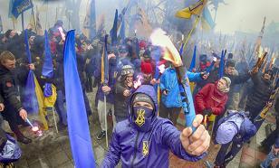 Украинский фашизм: мир наконец начал что-то подозревать
