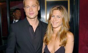 Причиной развода Питта и Энистон не была измена актера с Джоли