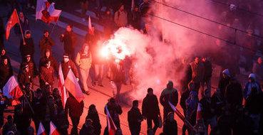 Польский суд вынес приговор участникам беспорядков в День независимости