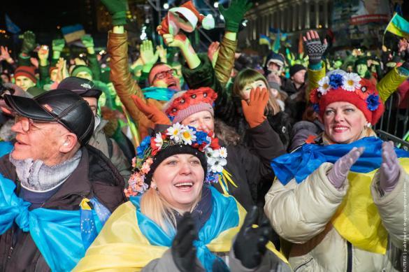 Украина - имя нарицательное. По крайней мере, в США