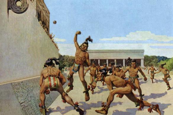 Футбол богов: кто играл в мяч у древних майя?